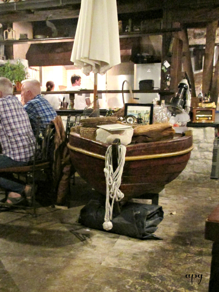 Trogir - restaurant Capo - viajarporquesim.blogs.p