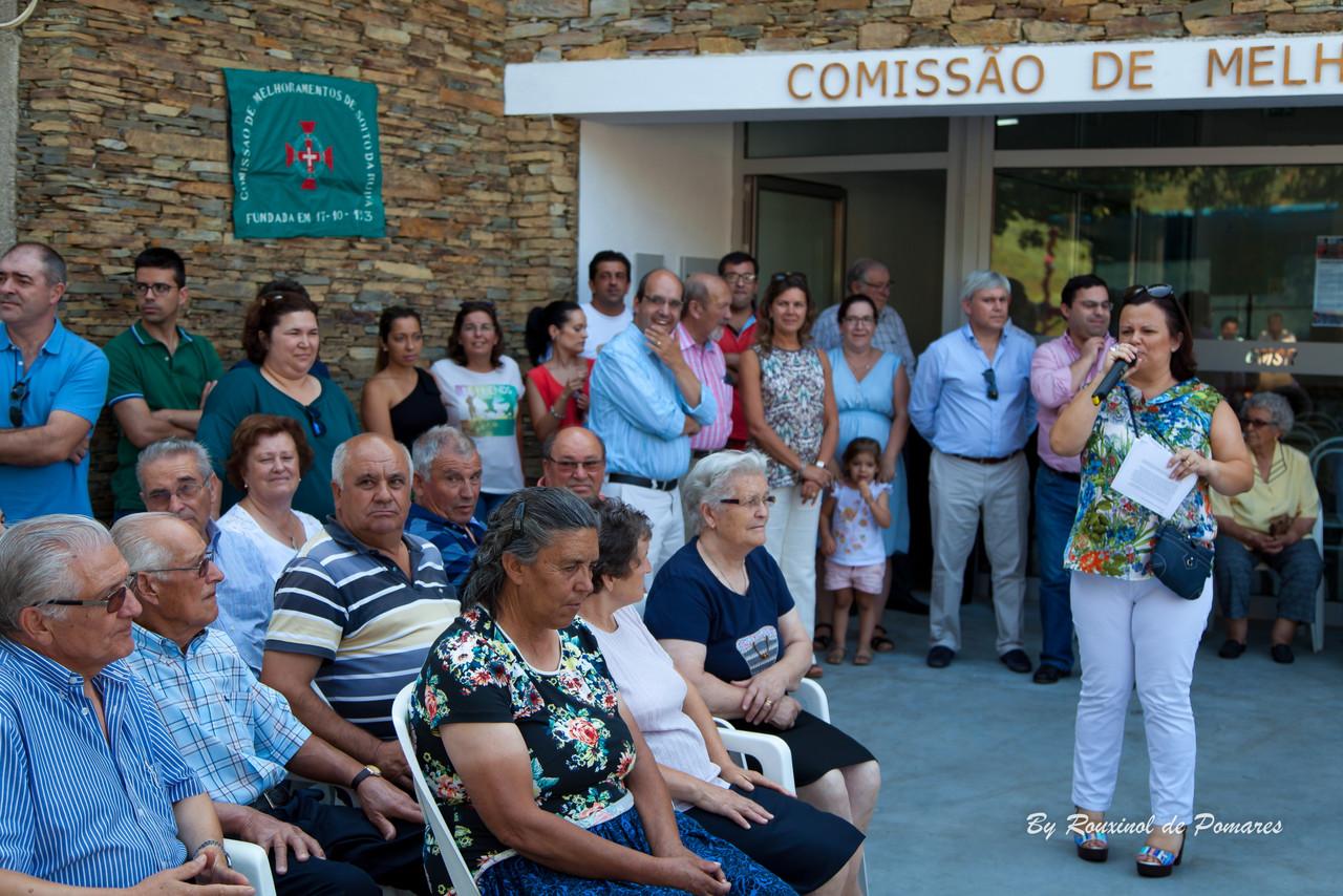 Soito da Ruiva Inaugura Sede da Comissão (2)