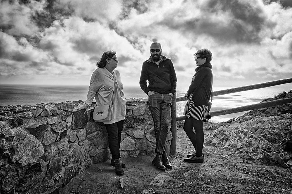 Lisboa - Asenha do Mar, Praia das Maçãs e Cabo d