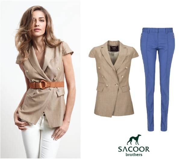 Sacoor Brothers - O novo must have do guarda roupa
