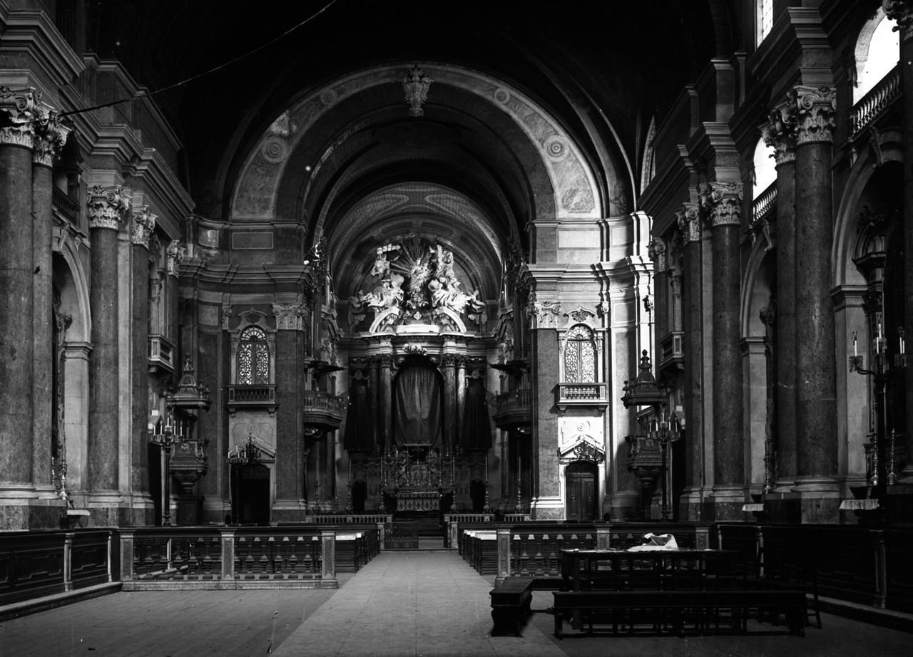 Igreja de São Domingos, interior, foto de Alberto