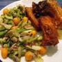legumes salteados com entrecosto no forno.JPG