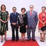 Embaixadores e os seus famíliares e PR de Timor