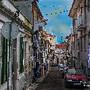 Rua no Bairro de Troine