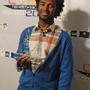 Jay na Gala dos CVMA2012