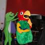 Sapo e Papagaio em festa.JPG