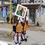 Esperam cortejo fúnebre Buenaventura, Cuba