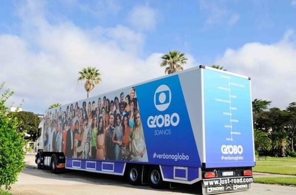 Exposição TV Globo