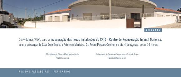 Convite CRIO