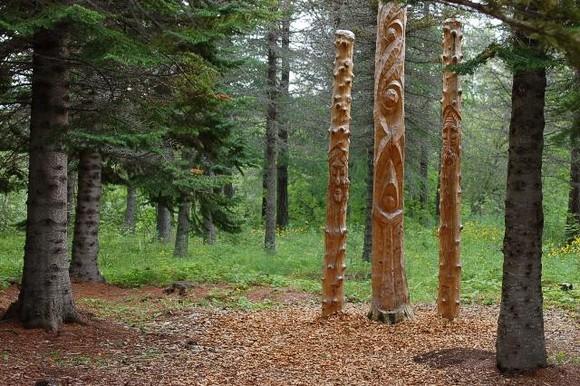 Hallormsstaður forest