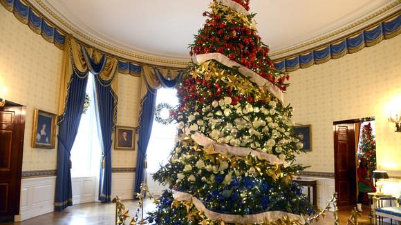 Natal 2015 na Casa Branca, Estados Unidos