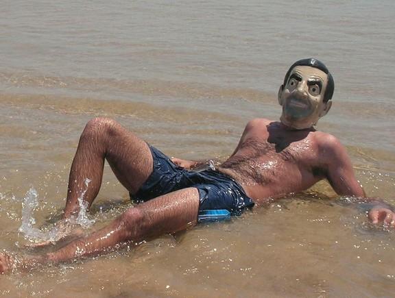 Mr. Bean na Praia