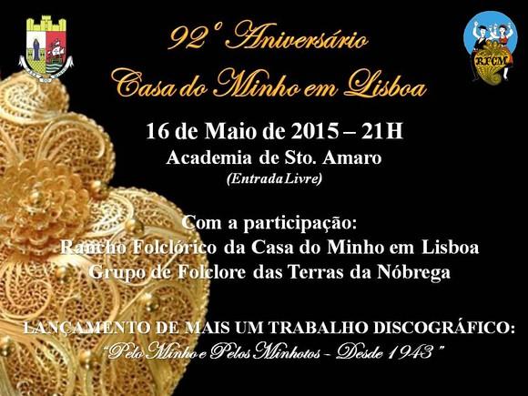 cartaz aniversário cm 2015