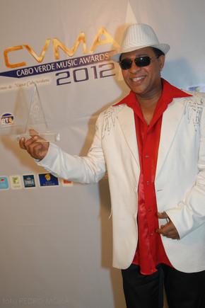 Jorge Neto na Gala dos CVMA2012