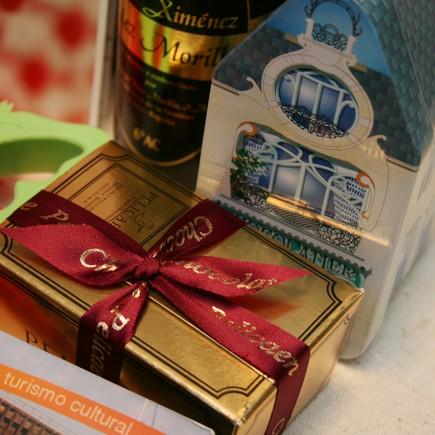 Chocolates e Casinha
