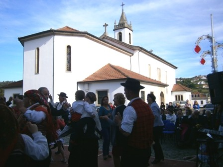 Visita pastoral Coura 89