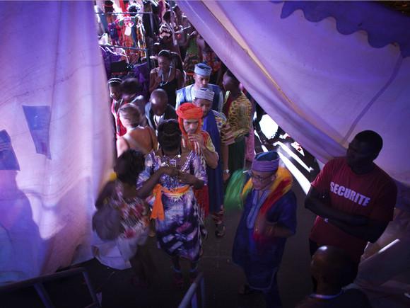 Dakar Fashion Week 2012