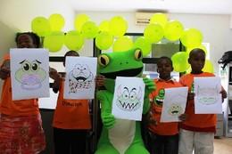 Dia Mundial da Criança no SAPO