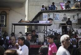 MIDEAST ISRAEL PALESTINIANS GAZA ASSAF