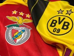 Benfica solidária com o Borussia