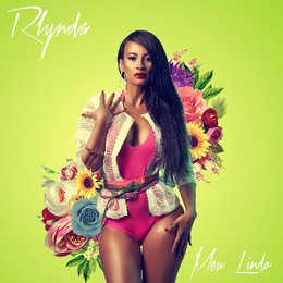 "Rlynda - capa novo single ""Meu Lindo"""