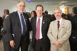 Lula da Silva de visita a Maputo