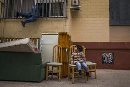 Despejo da habitação,Espanha