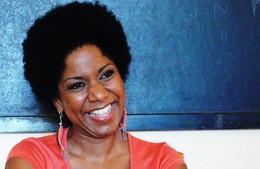 Nancy Vieira foi a escolhida no mês de Abril