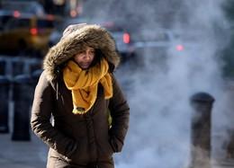 Frio Polar nos Estados Unidos