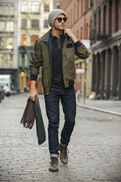 mens 2015 autumn style casual