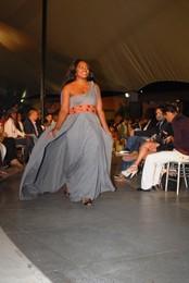 Moda Solidaria com David Tlale