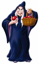 Vilã da Disney - Maria das Palavras