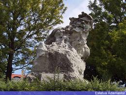 Estátua Adamastor