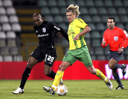19ª J: Naval 0-0 V. Guimarães