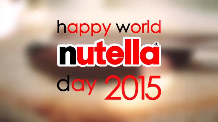 Dia Mundial da Nutella