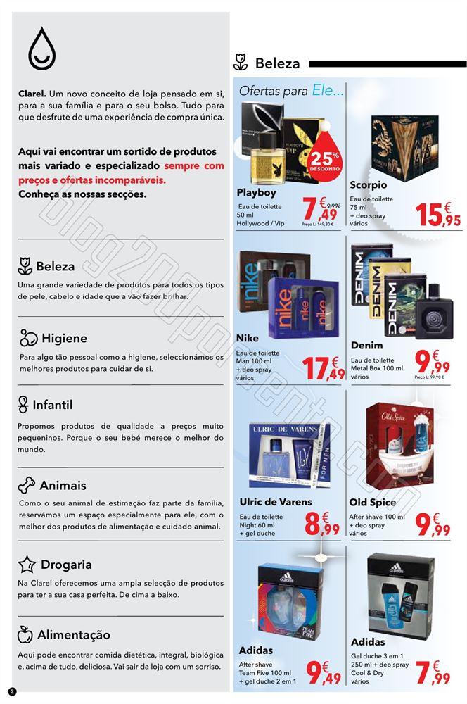 Antevisão Folheto CLAREL Natal de 27 novembro a 1