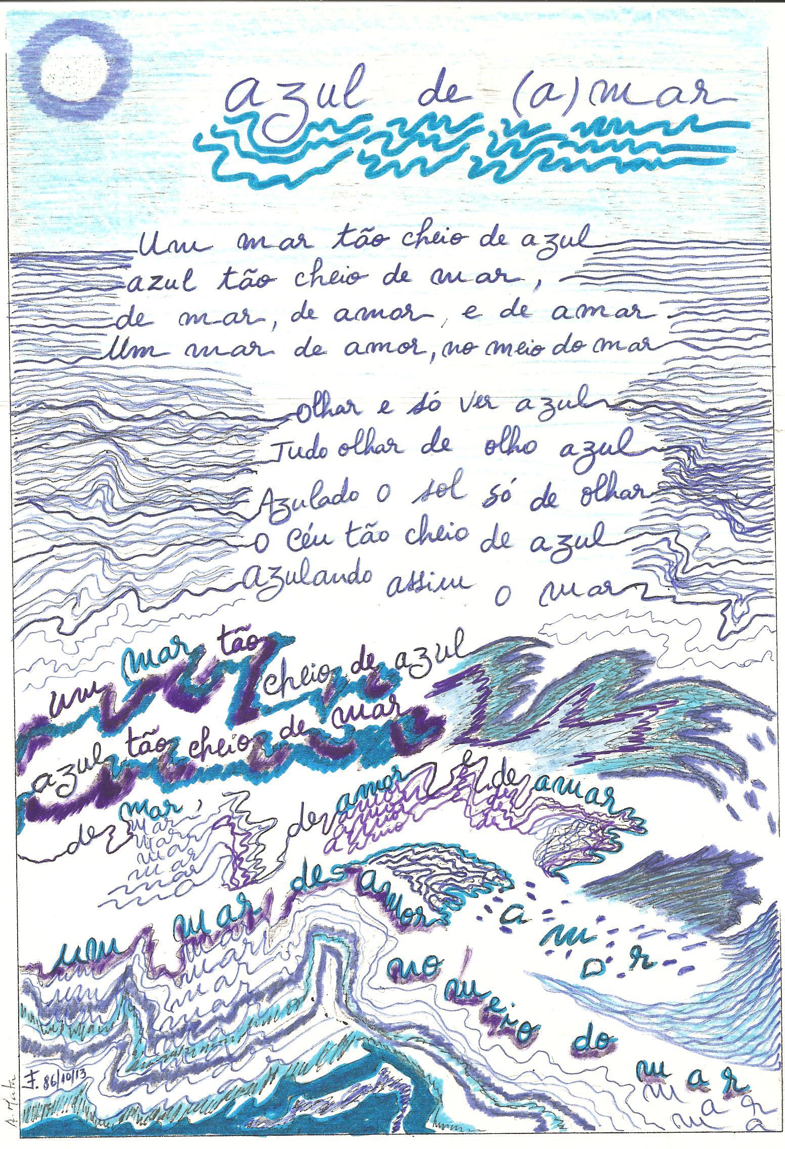 Azul de Amar 2      1989.jpg