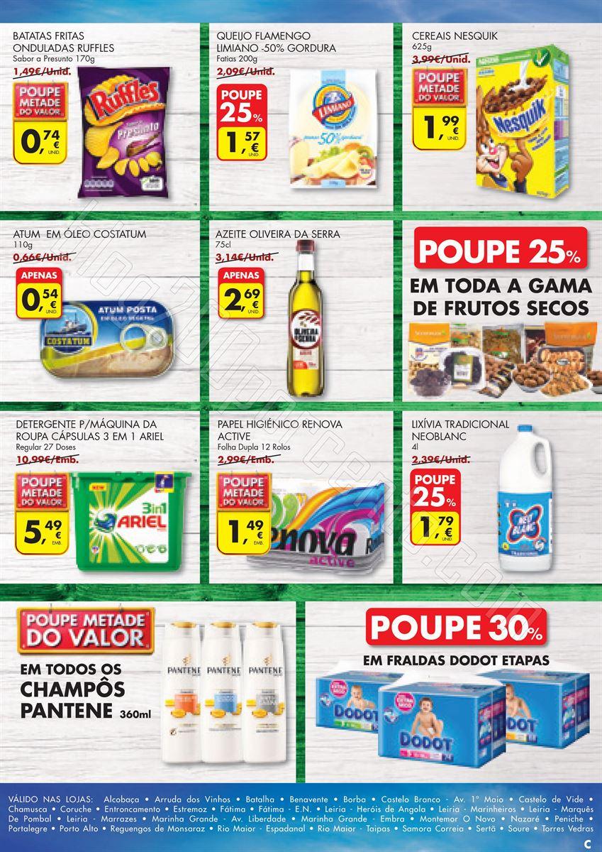 Antevisão Folheto PINGO DOCE Fim de Semana de 6 a