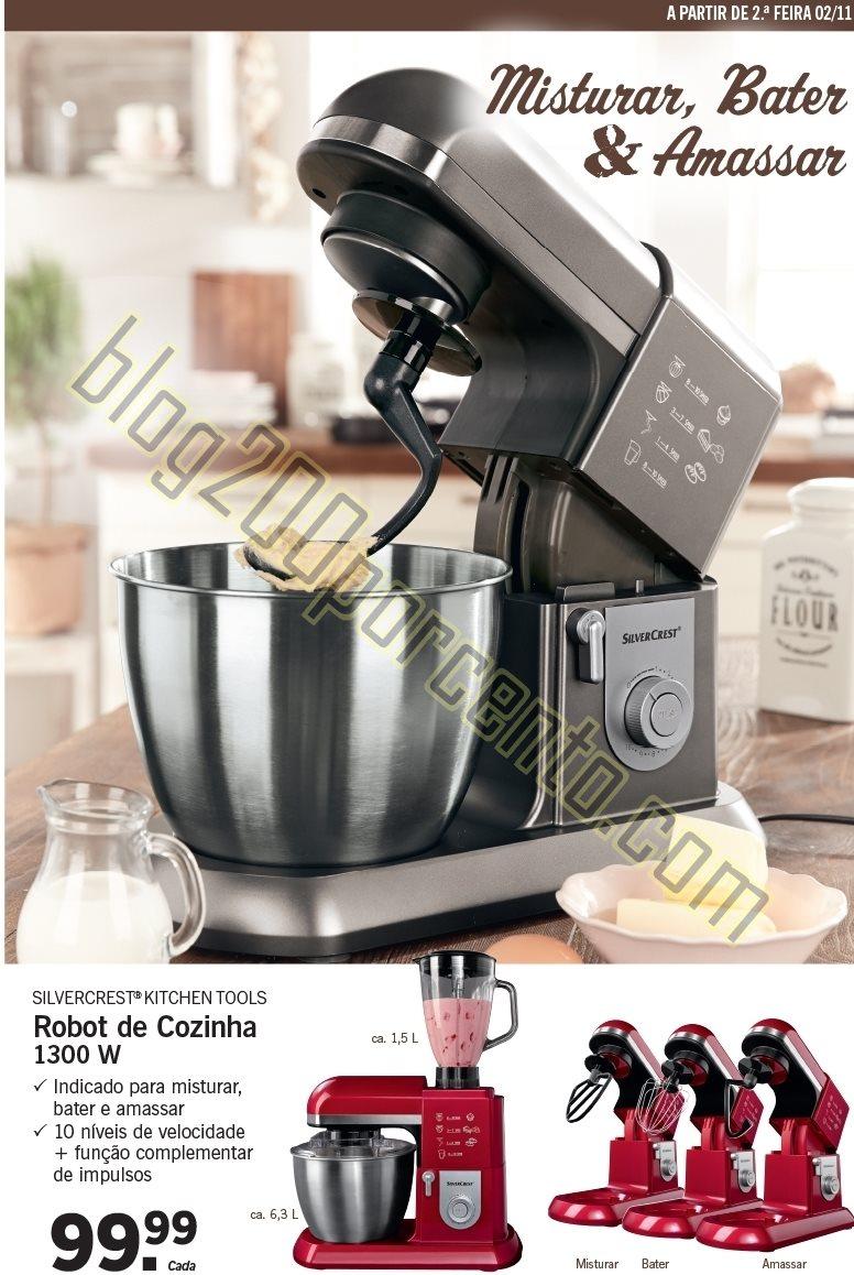 Antevis o folheto lidl extra a partir de 2 novembro blog for Robot cocina lidl silvercrest