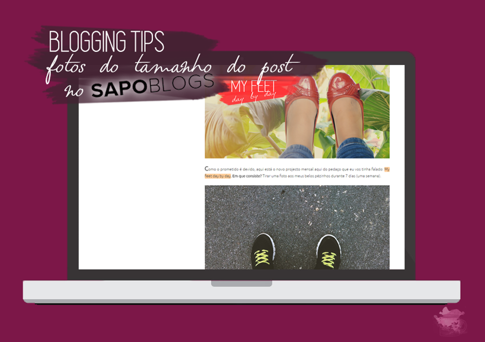Blogging Tips - SAPO BLOGS