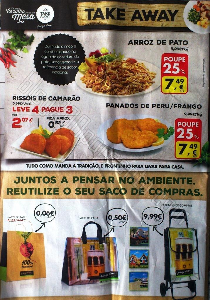 Antevisão Folheto PINGO DOCE promoções de 24 fe