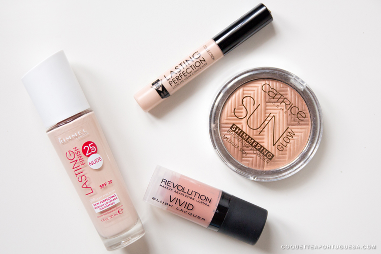 rimmel london lasting finish nude foundation base