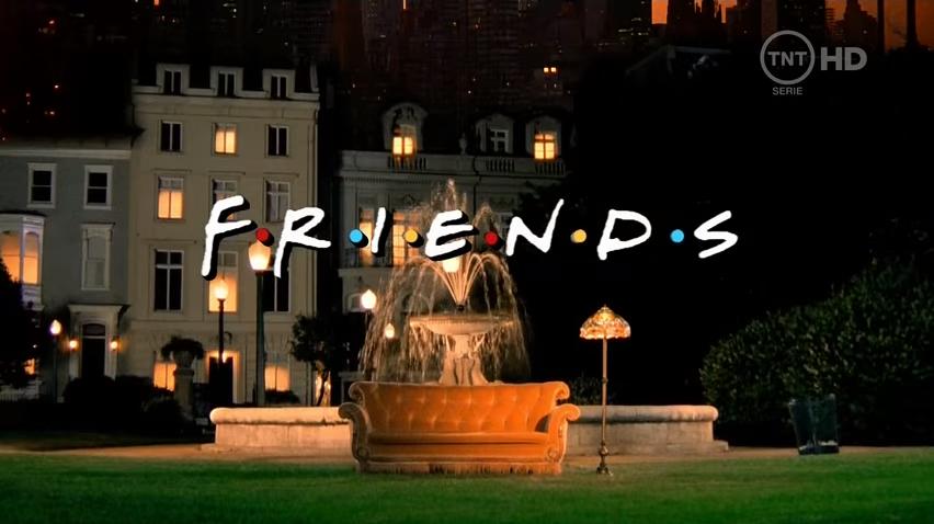 Friends - Imagem Inicial