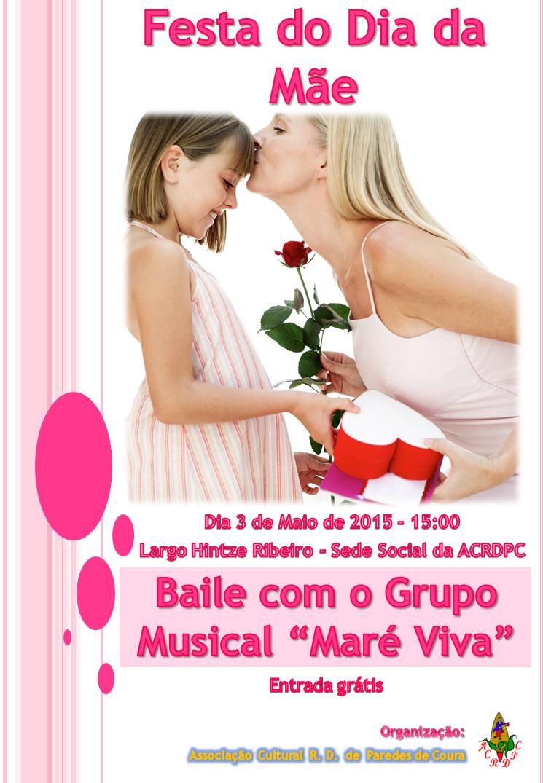 Festa Mãe ACRDPC 2015